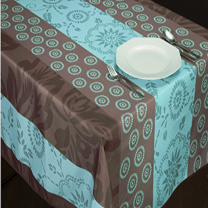 Manteles mesa moderno colores estampado