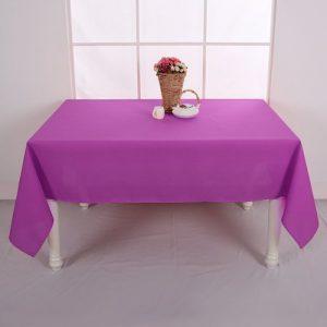 Manteles para mesa modernos antimanchas