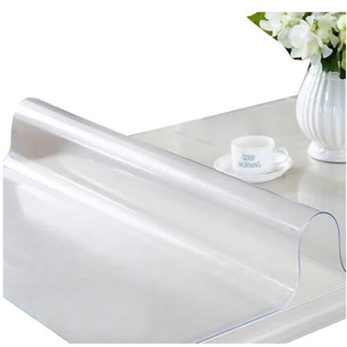 Mantel de cristal impermeable moderno