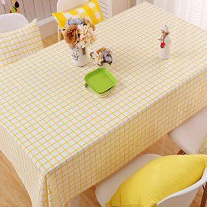 Mantel de mesa de tela elegante