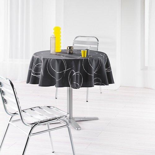 Manteles de tela para mesas redondas manteles para mesa for Telas para manteles precios