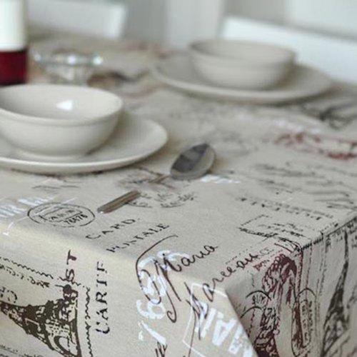 Manteles de tela para mesas