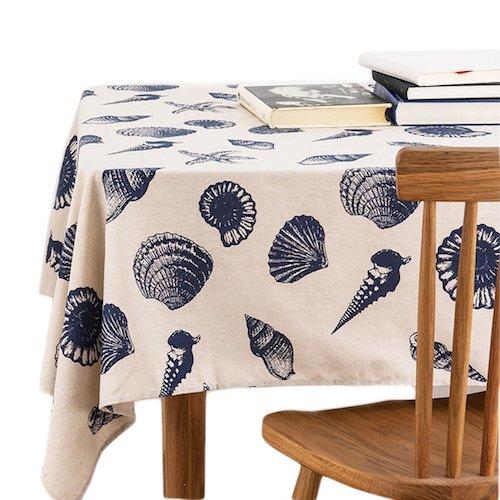 Mantel de mesa de tela antideslizante