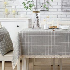 Manteles elegantes para mesas